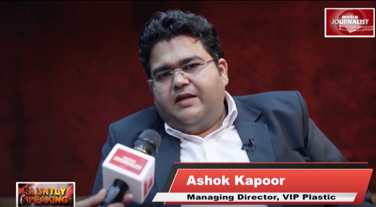 Ashok Kapoor exposes HSIIDC's Officers